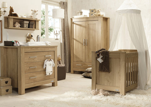 BabyStyle Bordeaux 3pc Dresser Furniture Set