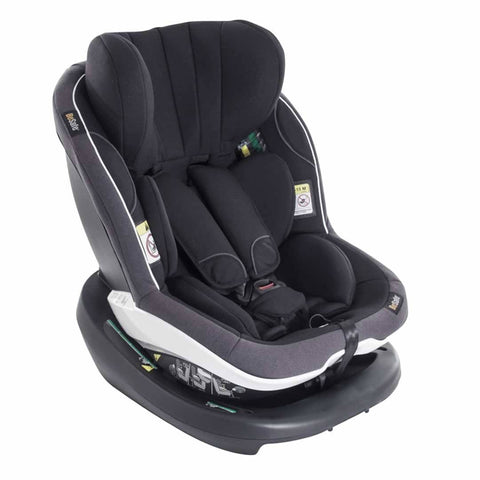 BeSafe iZi Modular i-Size Car Seat & ISOFix Base - Midnight Black - Delivery Late November