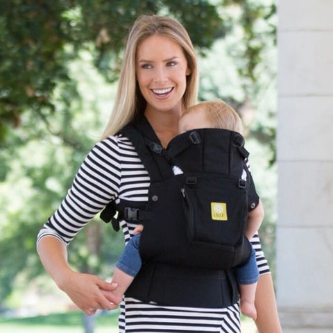 LÍLLÉbaby® Complete™ Airflow 6-in-1 Baby Carrier Black