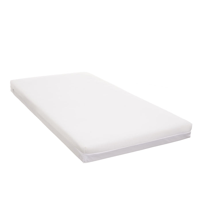 Obaby Breathable Dual Core Mattress Cot Bed Mattress 140x70cm