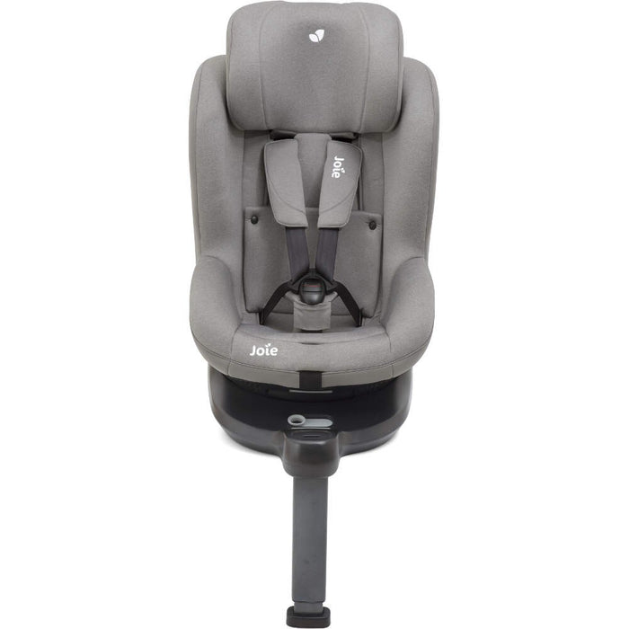 Joie i-Spin Car Seat i-Size - Grey Flannel - Delivery Mid August