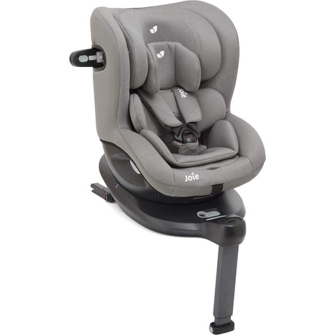 Joie i-spin Car Seat i-Size - Grey Flannel