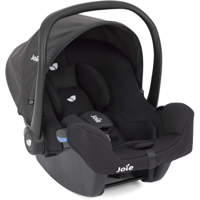 Joie i-Snug Car Seat - Coal - In Stock