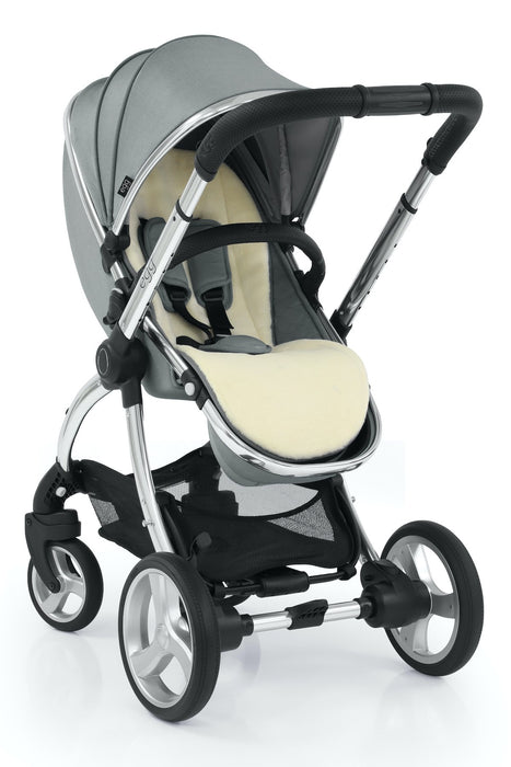 Brand New Egg2 Pushchair - Monument Grey - Delivery End February 2021