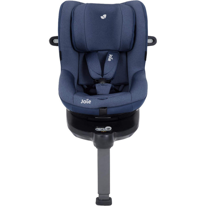 Joie i-Spin Car Seat i-Size - Deep Sea Navy - Mid August Delivery