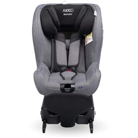 Axkid Modukid i-Size Car Seat & Base - Grey