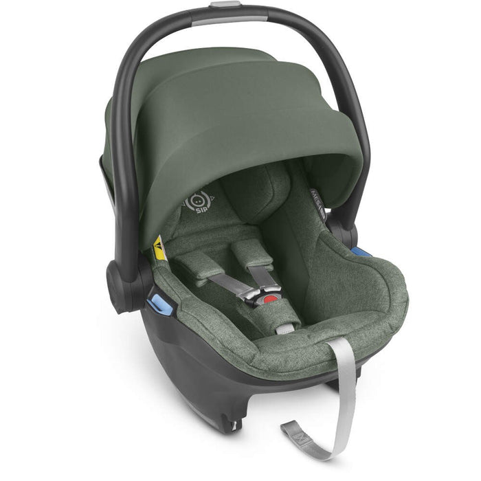 UPPAbaby Vista V2 with Mesa i-Size Car Seat & Base - Emmett Green 2020