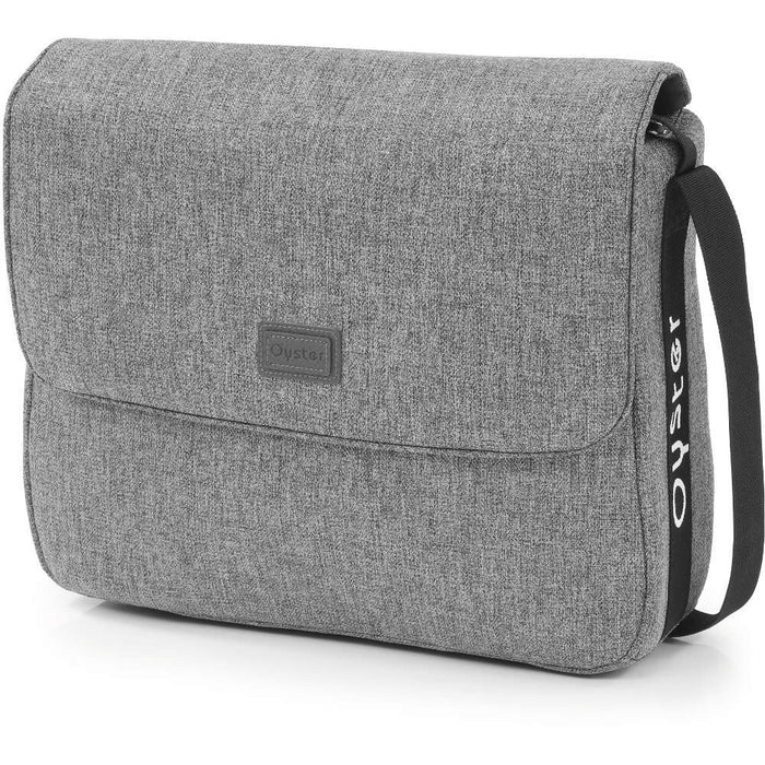 BabyStyle Oyster 3 Changing Bag - Mercury - Late November Delivery