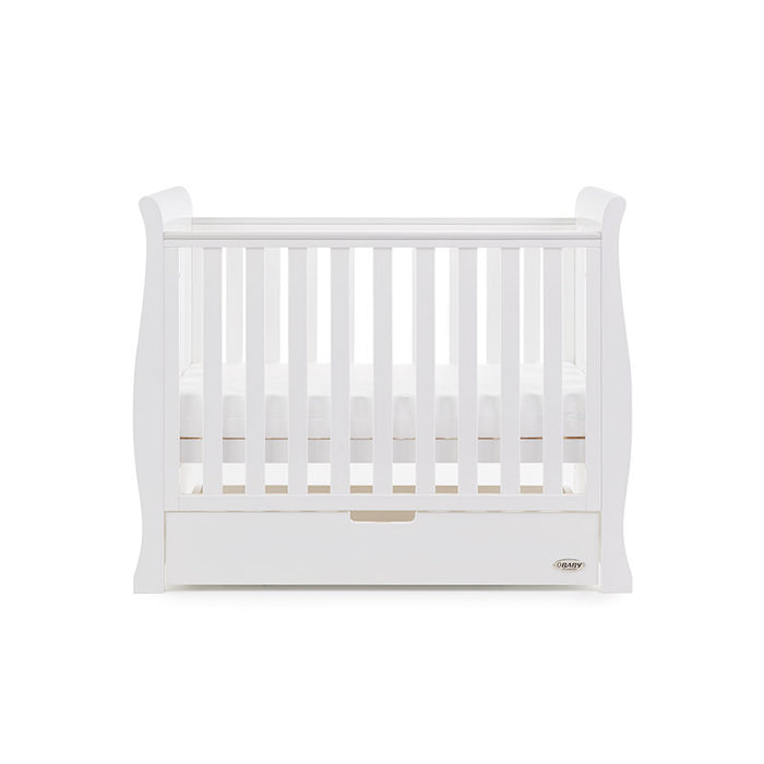 Obaby Stamford Space Saver Cot, Under Drawer & Changing Unit