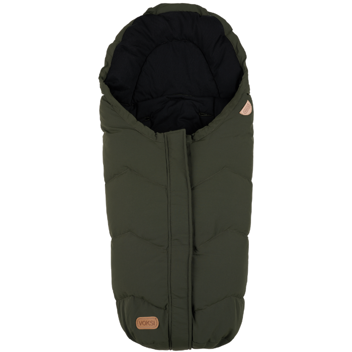 Voksi Move Footmuff - Pine Green
