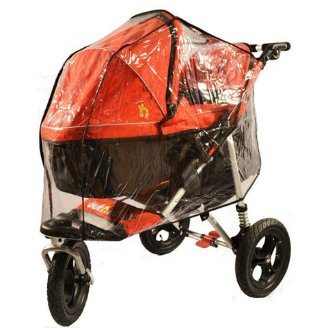 Out n About Nipper Single Carrycot XL Raincover