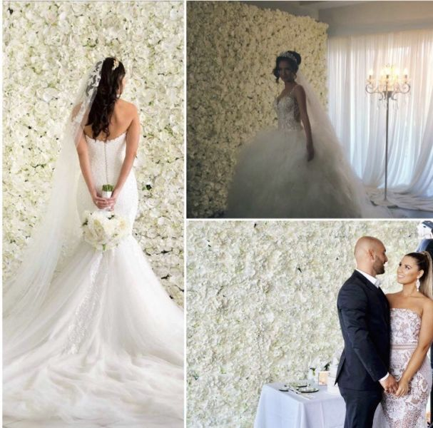 Pure White Wedding Package Deal! - Crystal Doll Bridal