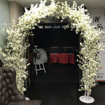 Cherry Blossom Arch - Crystal Doll Bridal