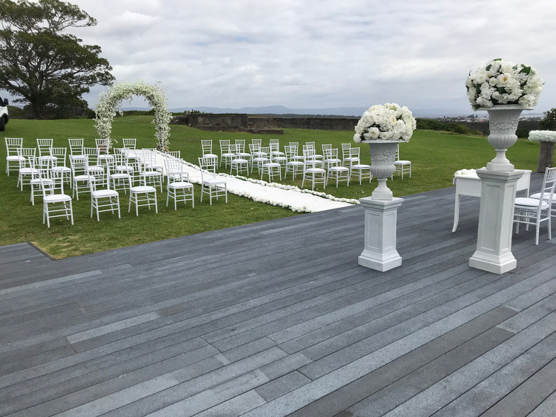 The Grand-Swank Ceremony Package