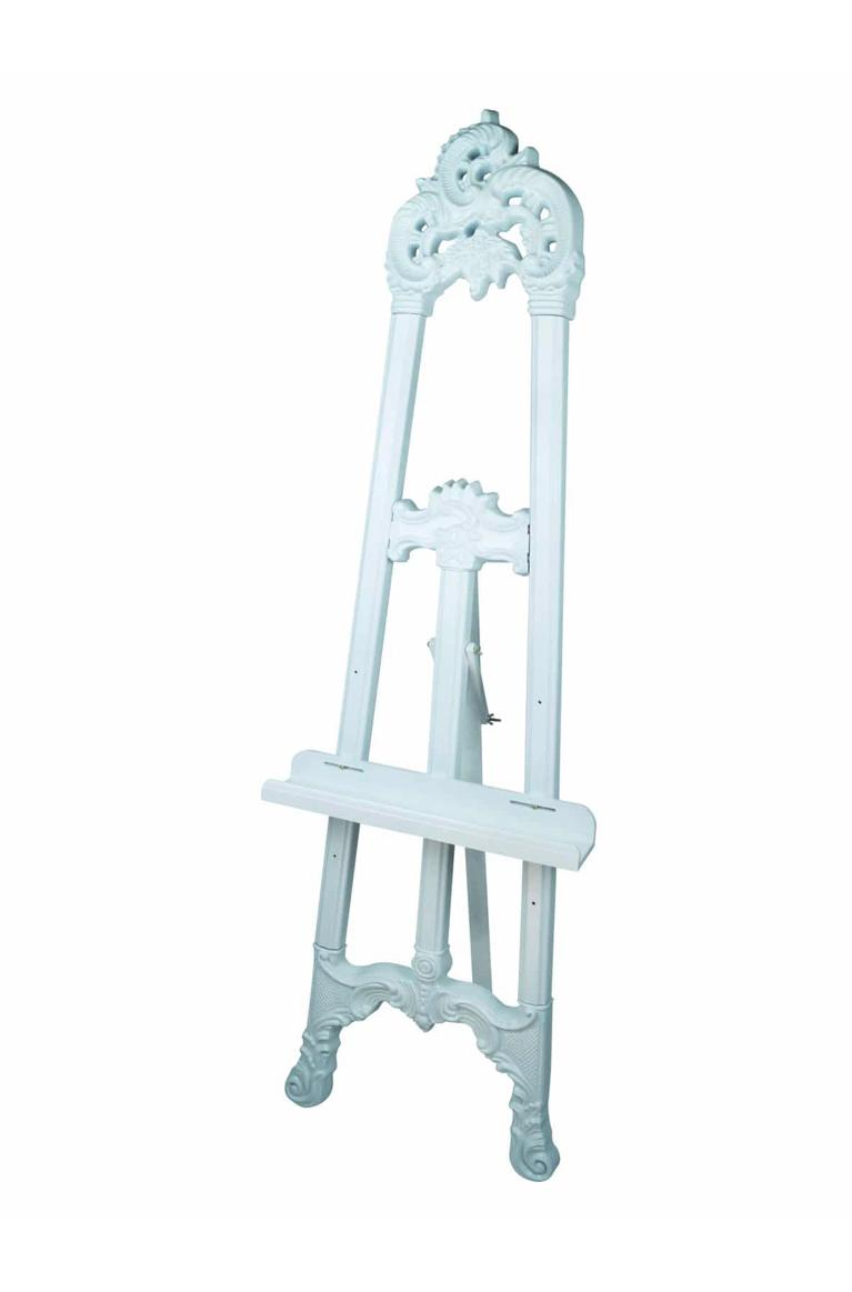 Ornate Mirror & Easel Stand Hire