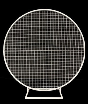 NEW! Round Mesh Backdrop