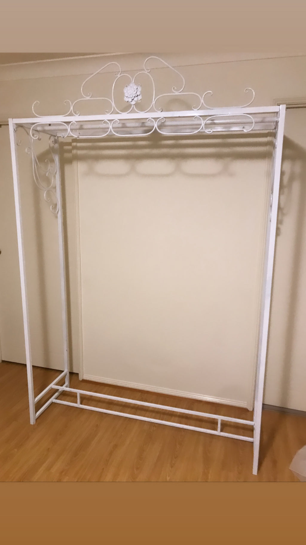 Bridesmaids Dress Rack
