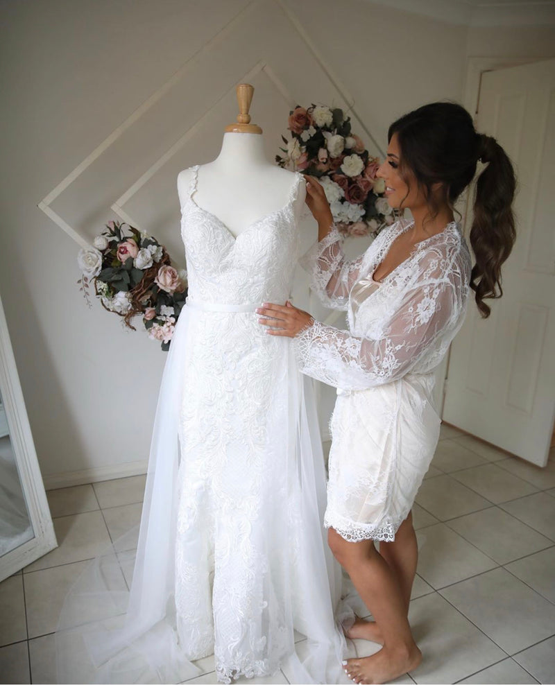 Bride & Grooms Mannequin Hire - Crystal Doll Bridal