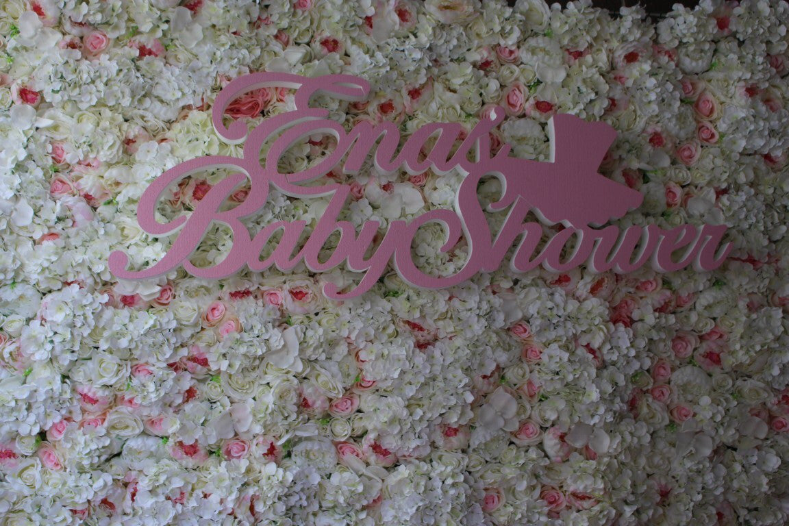 Pretty in PinkCandy FlowerWall