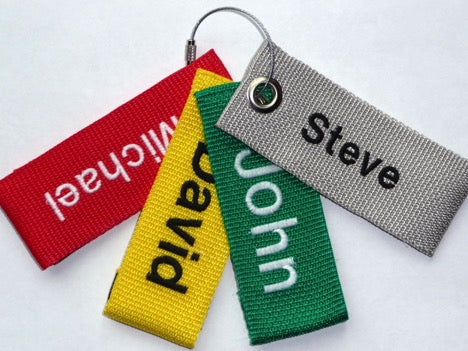 YourBagTag Personalized Extreme Luggage Tags