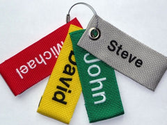 Personalized Extreme Luggage Tags in many colors