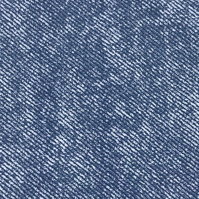 Face Mask Fabric Design Denim Blue