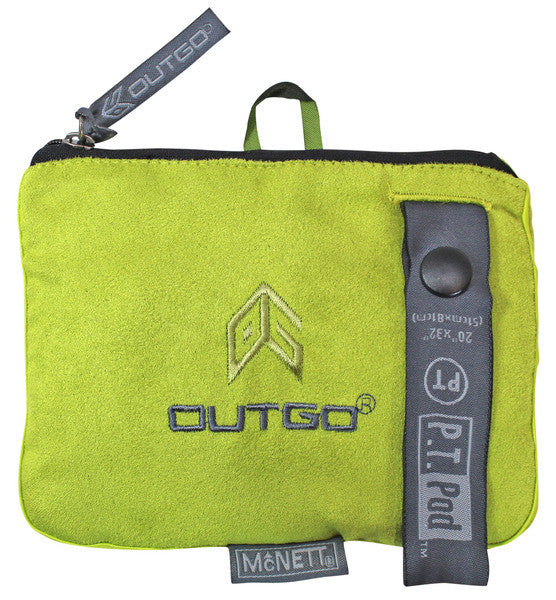 Outgo Microfiber PT Pod Travel Towel