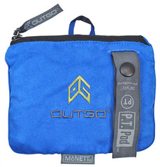 Outgo Travel Towel Scuba Gift in Blue