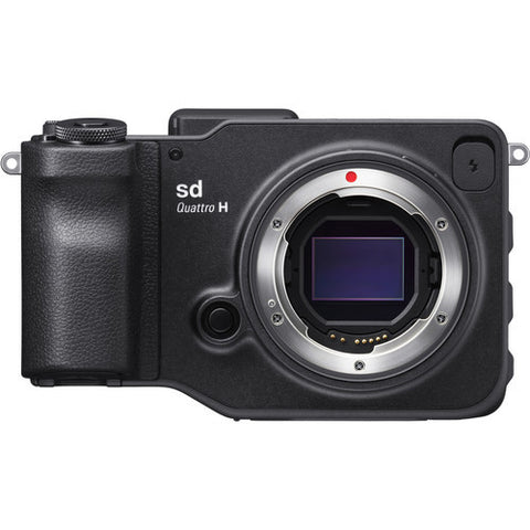 Sigma sd Quattro H Mirrorless Digital Camera