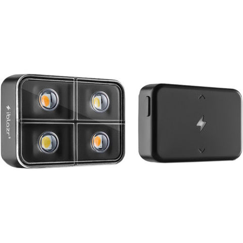 iblazr 2 LED Flash for Smartphones and Tablets (Black)