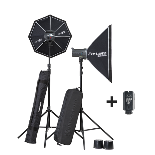 ELINCHROM D-Lite RX 400 To Go