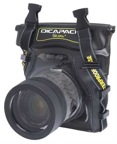 DiCAPac WP-S5 DSLR Waterproof Camera Case