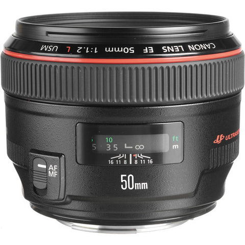 CANON EF 50mm f/1.2LUSM