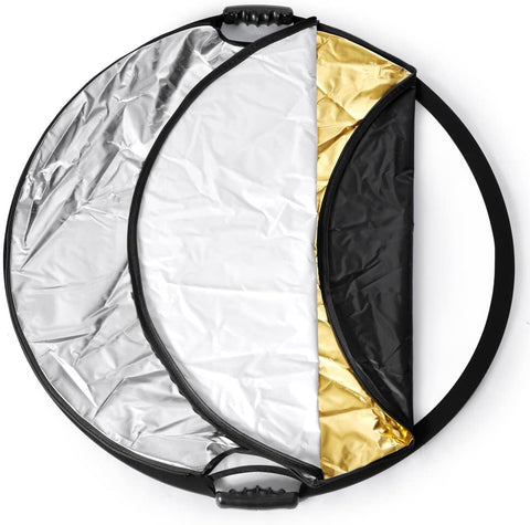 Provision 5 in 1 Circular reflector 110 cm with Handle