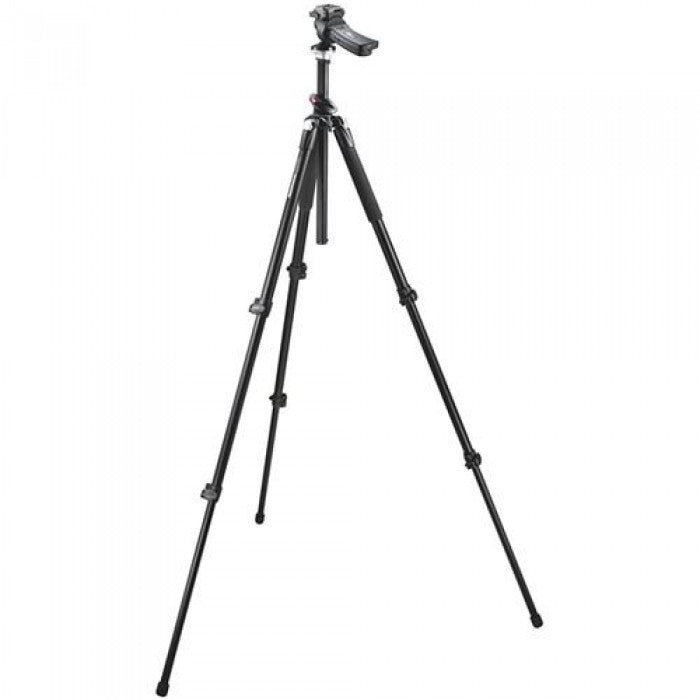 Manfrotto 055XPROB 3-Section Tripod w/ 322RC2 Ballhead & MBAG80 Padded Case