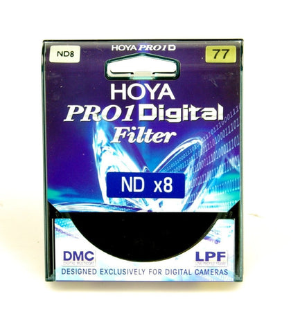Hoya Digital Pro-1 Filter ND8 Filter 77mm