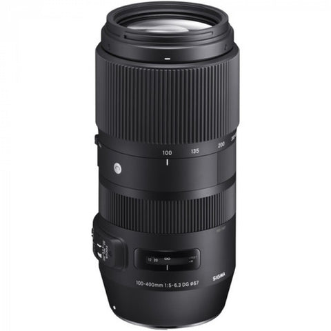 SIGMA 100-400MM F/5-6.3 DG DN OS (C) For Sony