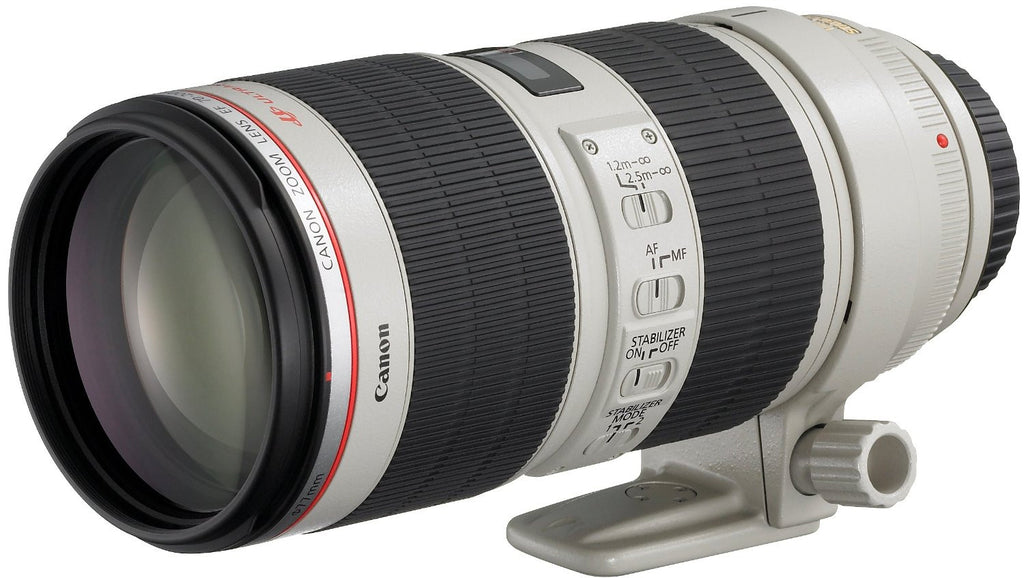 Canon 70-200mm f/2.8L EF IS II