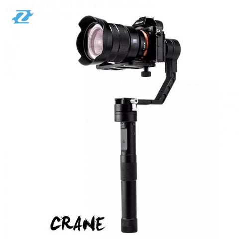 Zhiyun CRANE V2  3-Axis Handheld Gimbal For Mirrorless  Cameras.  (EXTENSION HANDLE SOLD SEPARATELY)