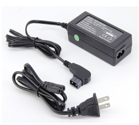 DT Tap Power Charger for 16.8V 2A with D-TAP DC connector