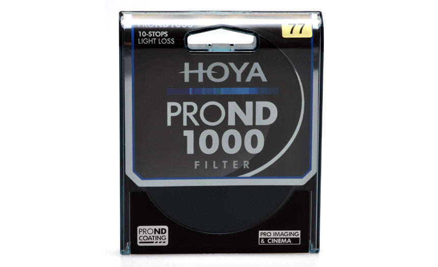 Hoya 77mm PRO ND 1000 Neutral Density Filter
