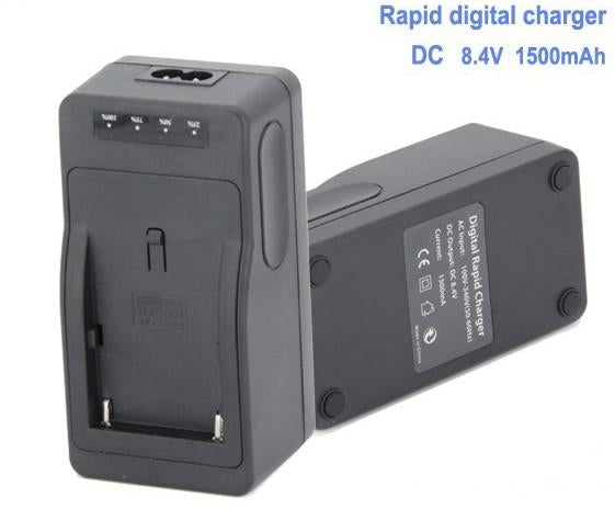 Super Rapid Camcorder battery Charger NP-F980/F550/750/960