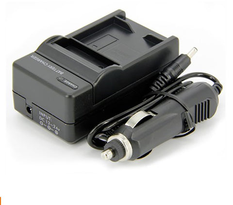 DT Home/ Travel Battery Charger Kit For Canon LP-E8 Camera Battery