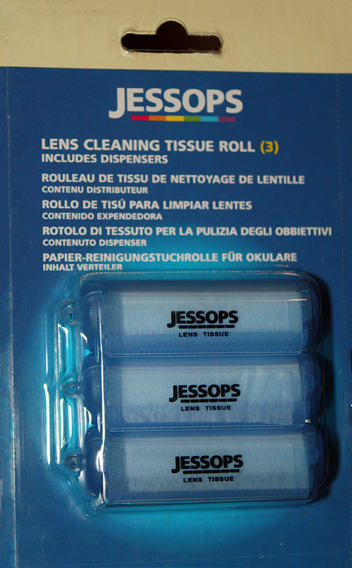 Jessops Cleaning Tissue Roll - Pack Of 3