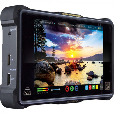 "Atomos Shogun Inferno 7"" 4K HDMI/Quad 3G-SDI/12G-SDI Recording Monitor [EVA Case KIT]"