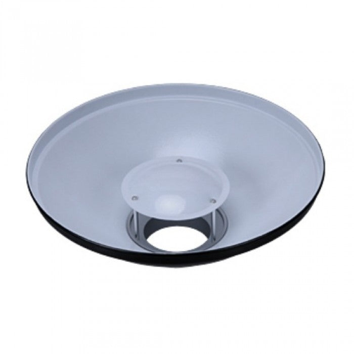 Godox Beauty Dish Reflector White + Grid