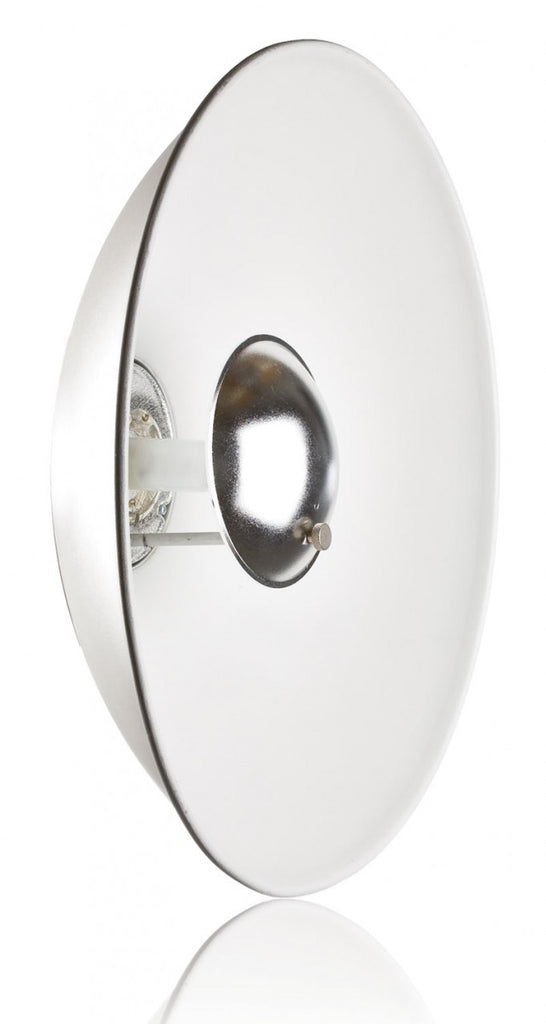 "Elinchrom Softlite Reflector (Beauty Dish) 27"", White."