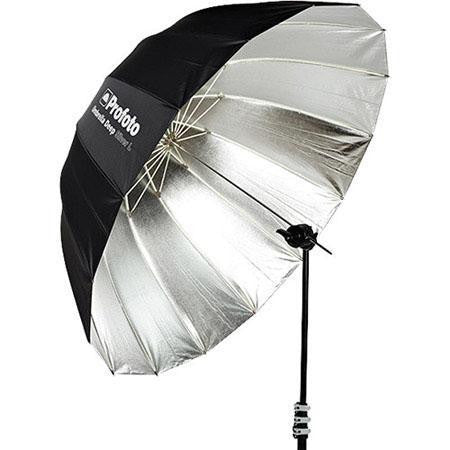 "PROFOTO DEEP SILVER UMBRELLA, LARGE, 51"" (129.54CM)"
