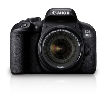 Canon 800D EOS Digital Camera with 18-55 Kit lens