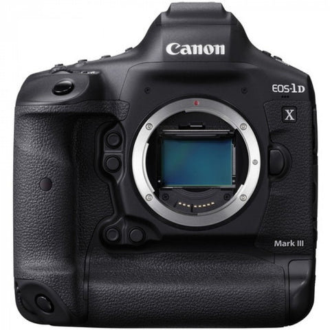 Canon EOS-1DX Mark III DSLR Camera